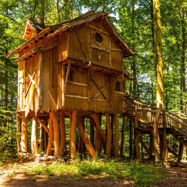 Stromové domčeky